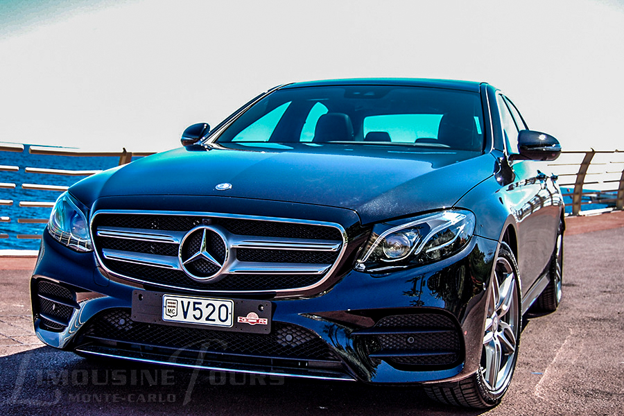 Limousine Tours Monaco Luxury Car Rental E Class Mercedes